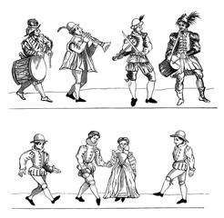 Medieval Music & Dance - 15th century