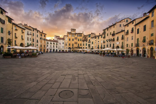 Lucca,toscana