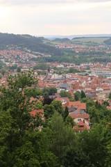 View Over Eisenach