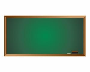 blackboard chalk school