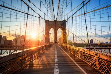 Most Brooklyński w Miasto Nowy Jork usa
