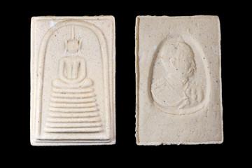 small buddha image used as amulets