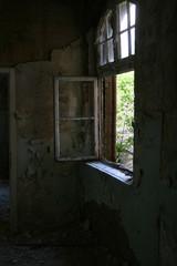Keuken foto achterwand Oud Ziekenhuis Beelitz lost place old hospital Beelitz near Berlin