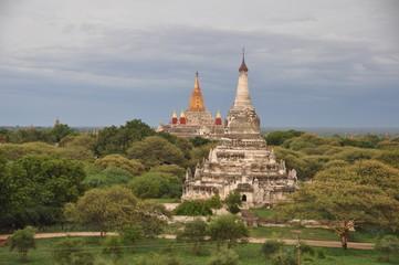 temples in baga