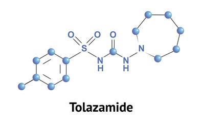 Tolazamide sulfonylurea