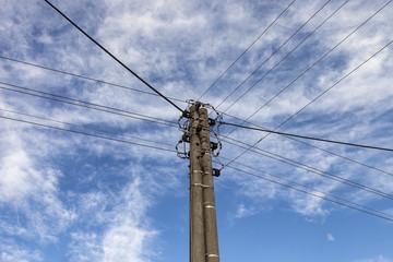 Stromleitung Kabel