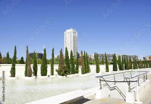 Dise o y arquitectura en parques y jardines de valencia for Diseno de parques y jardines