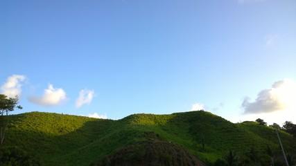 Cerro una maravilla de la naturaleza