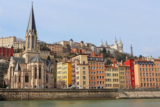Lyon - Saint Georges et Fourvière