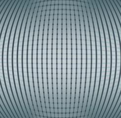 blue interlacing lines