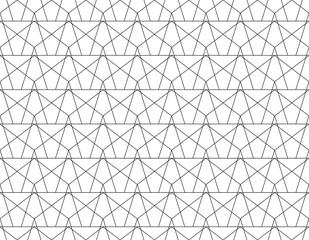 seamless geometric blunk texture