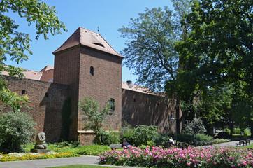 Parkanlage an der Stadtmauer, Cottbus