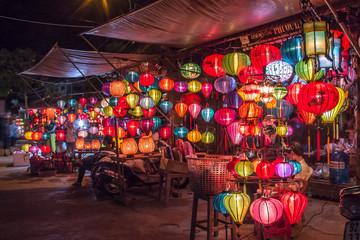 Hoi An Lanterns  Wall mural