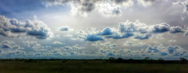 Texas Clouds
