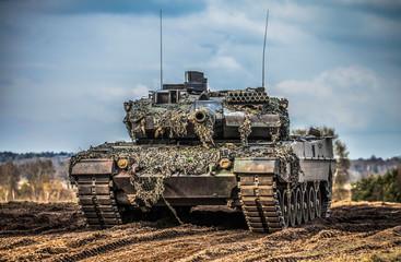 Kampfpanzer Leopard 2 A 6