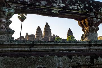 Angkor Wat Siem Reap, Cambodia July 2015