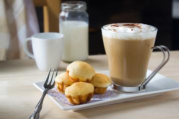 Hot coffe