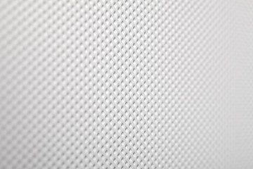 Perforated grating background