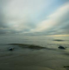 Меланхолия Рассвет у моря