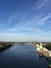 nord ostsee kanal schleuse