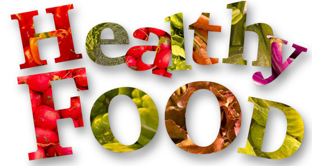 Healthy Food Graphic