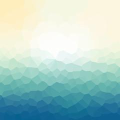 幾何学模様の背景