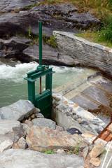 Adduzione idraulica di centrale idroelettrica