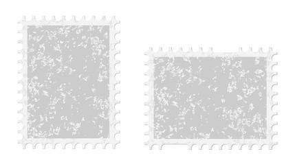 stamp and postmarks