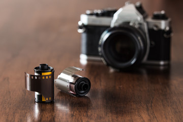 Film and Camera
