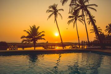 sunrise, goa, india