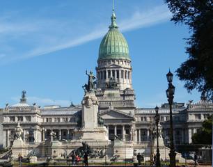 Kongress in Buenos Aires/Argentinien