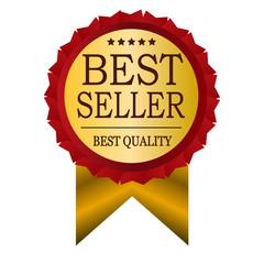 best seller best quality badge