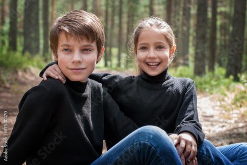 Секс молоденьких брата и сестры фото