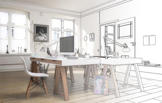 Atelier (Entwurf)