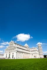 Wall Mural - Italie / Pise - Piazza del miracoli et tour penchée de Pise