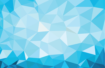 Abstract polygonal background  polygonal design