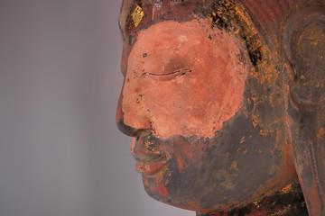 Buddha Image side face