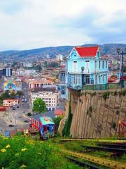 Tram de Valparaiso