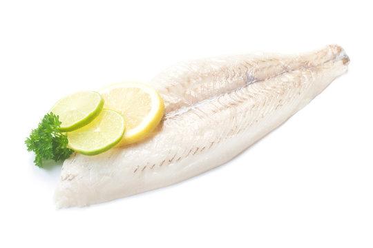Raw Cod Fillet
