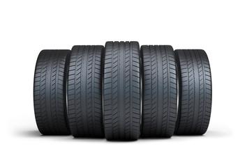 Automotive tires