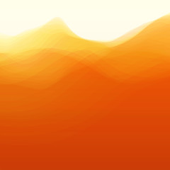 Abstract Background With Curves Lines.