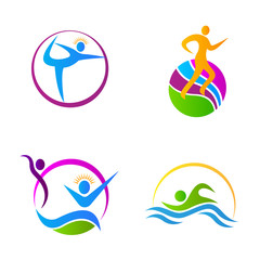 The purpose of the fitness design used for gym and sports.