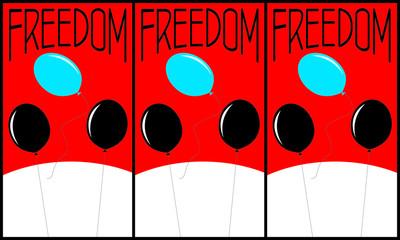 Ballon For Freedom