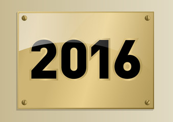 2016_Plaque or