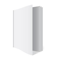 Blank folder A4 size