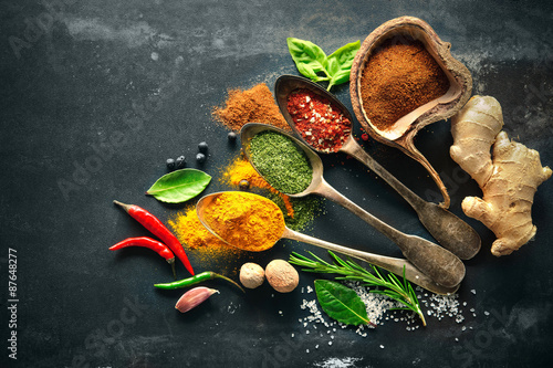 study on herbs and spices