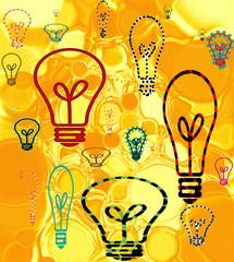 Family of light bulbs