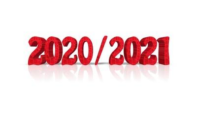 2020 / 2021 3D Wort