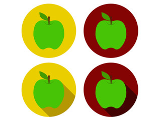 Green Apple Icons