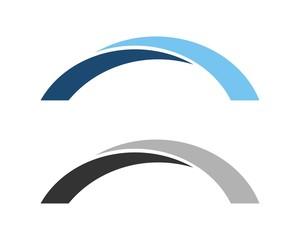 Arch Bridge Logo